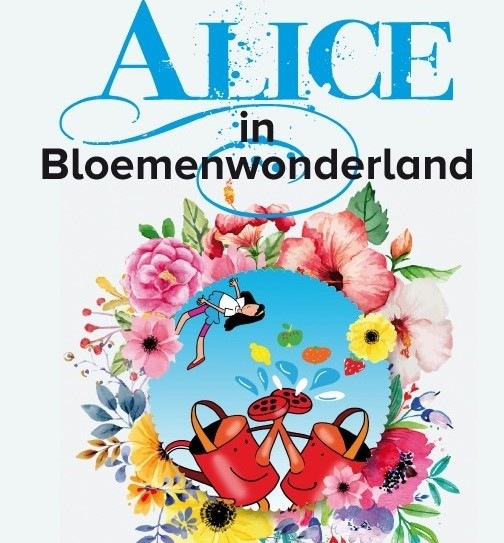 Alice in Bloemenwonderland